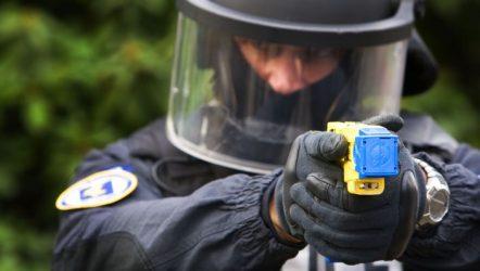 Krijgen minderjarigen te maken met stroomstootwapens?
