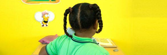 Eerste Caribische Kindercorrespondent