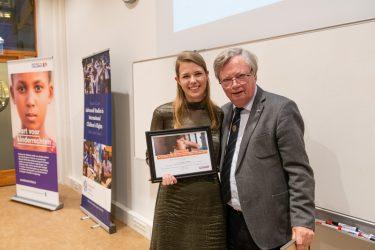Marit Buddenbaum wint Jaap Doek Scriptieprijs 2018