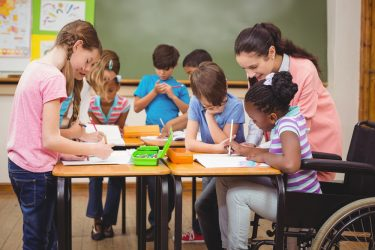 Aandacht in de klas voor welbevinden vluchtelingenkinderen