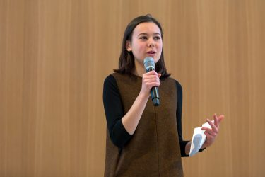 Interview voor een duurzamere wereld: in gesprek met VN Jongerenvertegenwoordiger Aoife Fleming